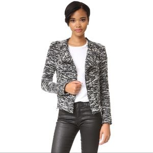 Generation Love Brittany Boucle Jacket Size Small